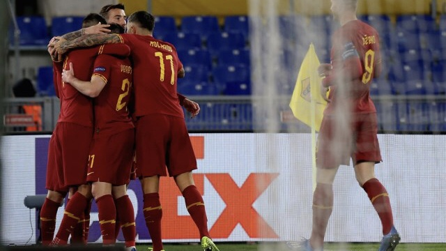 Gent – Roma, formacionet zyrtare